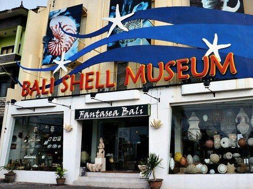 10 Gambar Bali Shell Museum Kerang Bali Ubud Kuta + Entrance Fee (Harga Tiket Masuk)
