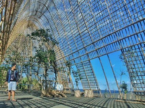 Harga Tiket Masuk Rumah Bambu Pengalon Bali Karangasem Candidasa + Lokasi Alamat