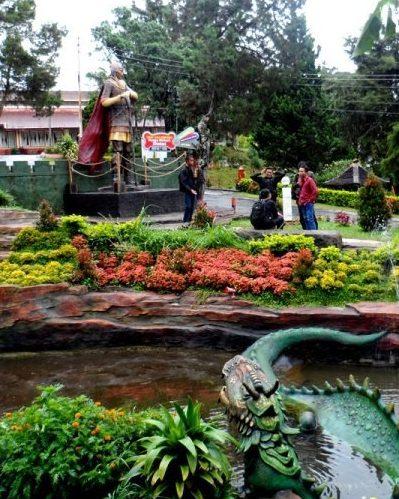 Tiket Masuk Taman Wisata Kopeng Semarang Jawa Tengah Lokasi Jalan